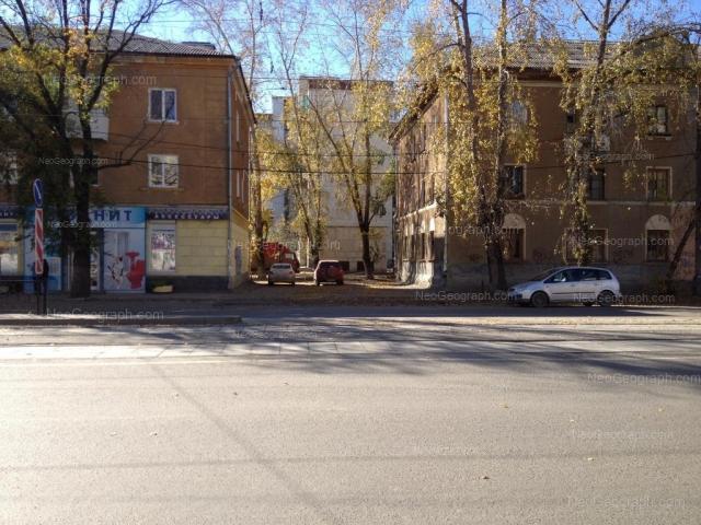 Адрес(а) на фотографии: улица Индустрии, 37, Екатеринбург