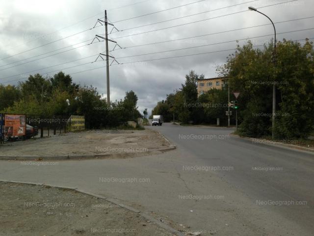Адрес(а) на фотографии: Палисадная улица, 4, Екатеринбург