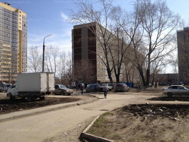 Адрес(а) на фотографии: улица Софьи Перовской, 101, 103, 106, Екатеринбург