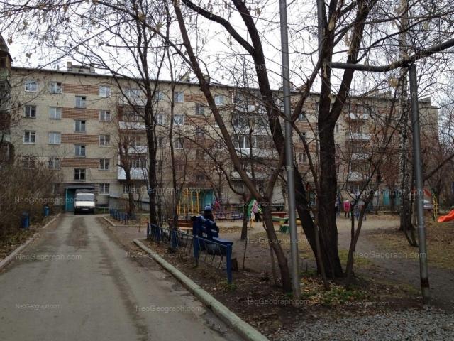 Адрес(а) на фотографии: улица Серафимы Дерябиной, 13, Екатеринбург
