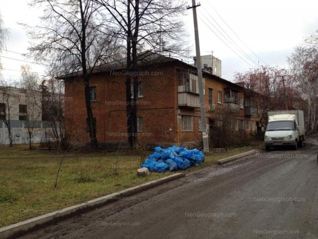 Адрес(а) на фотографии: Чердынская улица, 12, Екатеринбург