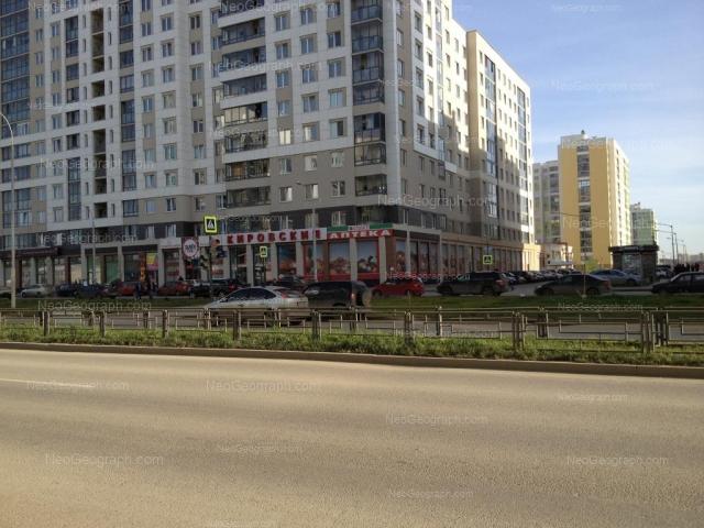 Адрес(а) на фотографии: улица Вильгельма де Геннина, 33, Екатеринбург