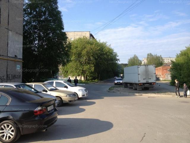 Address(es) on photo: Nachdiva Onufrieva street, 30, 34, Yekaterinburg