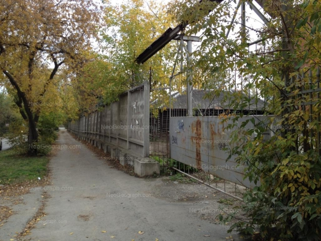 Адрес(а) на фотографии: улица Летчиков, 1, Екатеринбург