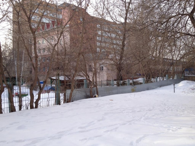 Address(es) on photo: Mamina-Sibiriaka street, 85, 85А, 85Б, Yekaterinburg