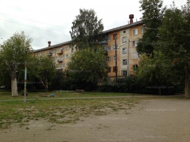 Адрес(а) на фотографии: Сухоложская улица, 6, Екатеринбург