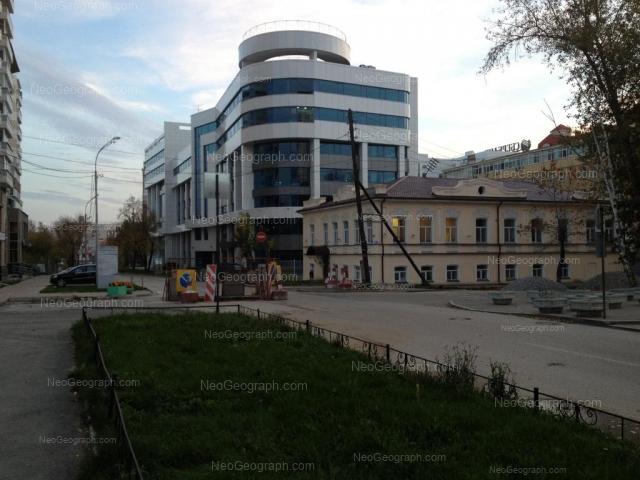 Адрес(а) на фотографии: улица Карла Маркса, 10, Екатеринбург