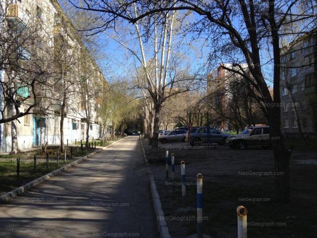 Адрес(а) на фотографии: Посадская улица, 63, 65, 67, Екатеринбург
