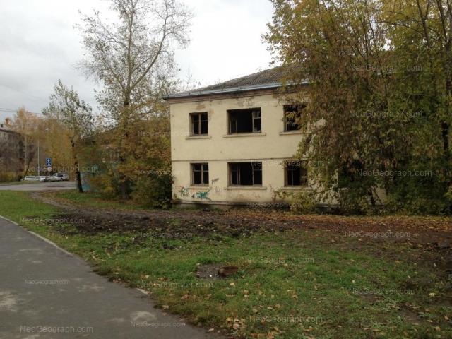 Адрес(а) на фотографии: Переходный переулок, 11, 11а, Екатеринбург