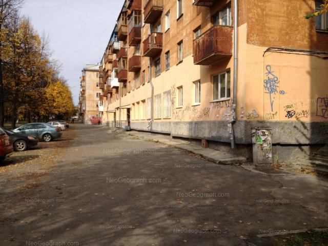 Адрес(а) на фотографии: бульвар Культуры, 20, 24, Екатеринбург