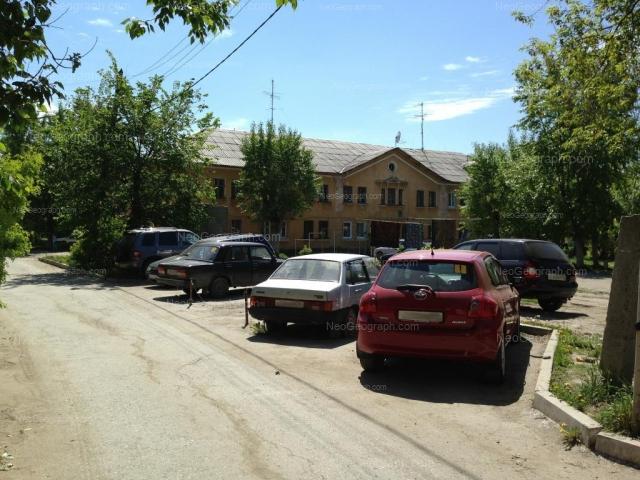 Адрес(а) на фотографии: Черниговский переулок, 13, Екатеринбург