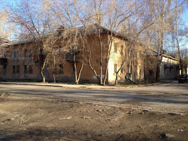 Адрес(а) на фотографии: Ирбитская улица, 8, 8А, Екатеринбург