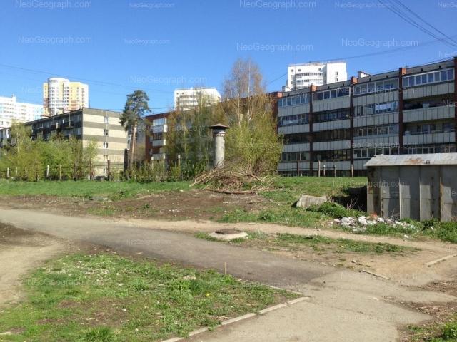 Адрес(а) на фотографии: Билимбаевская улица, 31/1, 31/2, Екатеринбург