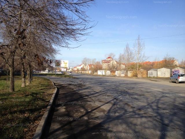 Адрес(а) на фотографии: Волгоградская улица, 29, Екатеринбург