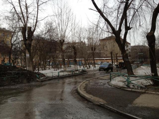 Адрес(а) на фотографии: улица Бабушкина, 18А, 20А, Екатеринбург