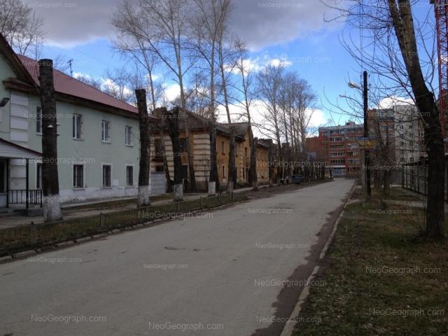 Address(es) on photo: Klubniy lane, 3, 5, Yekaterinburg