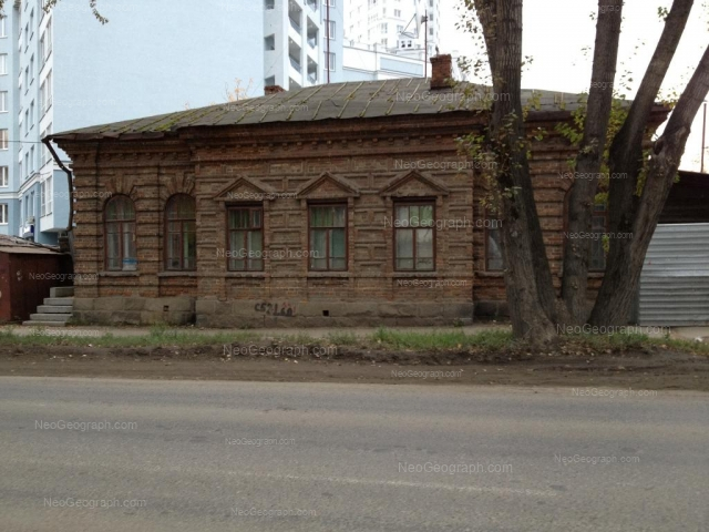 Адрес(а) на фотографии: улица Мельникова, 14, Екатеринбург