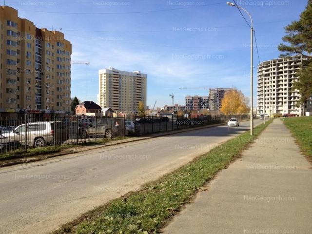 Адрес(а) на фотографии: Рощинская улица, 41, 50, Екатеринбург