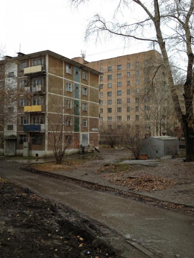 Адрес(а) на фотографии: Июльская улица, 20, 22, Екатеринбург