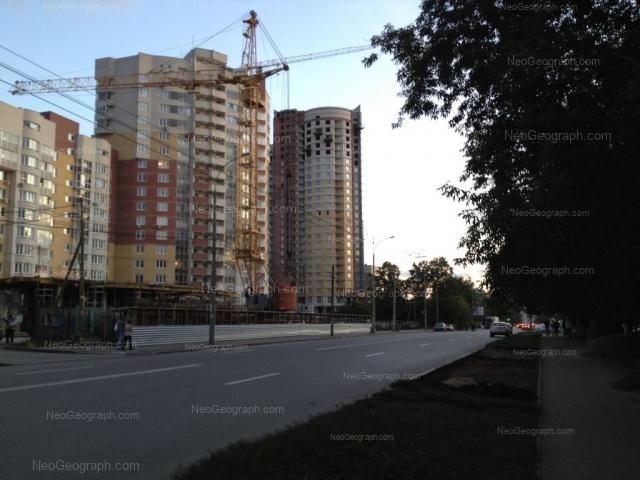 Адрес(а) на фотографии: Уральская улица, 73, Екатеринбург