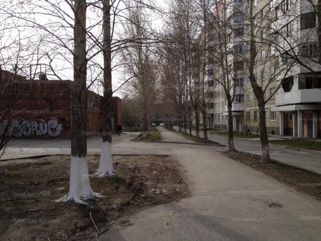 Адрес(а) на фотографии: Посадская улица, 24, Екатеринбург