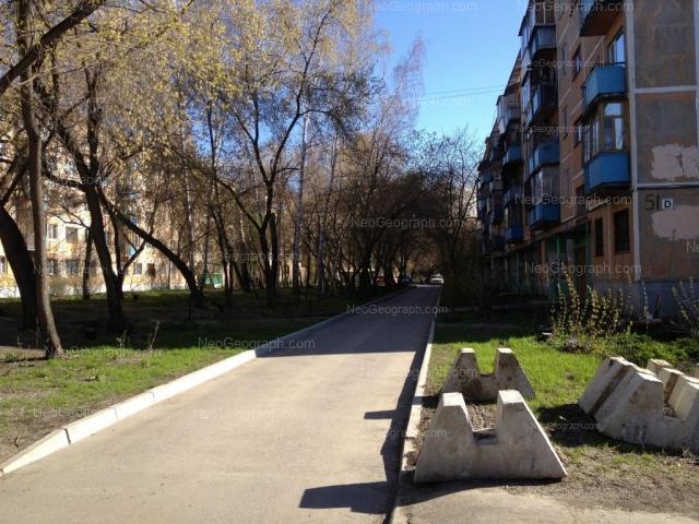 Адрес(а) на фотографии: Посадская улица, 47, 49, 51, Екатеринбург