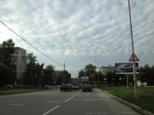 Адрес(а) на фотографии: Уральская улица, 27, 48, 50, Екатеринбург