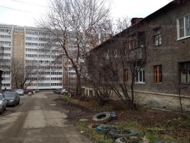 Адрес(а) на фотографии: Ухтомская улица, 47, Екатеринбург