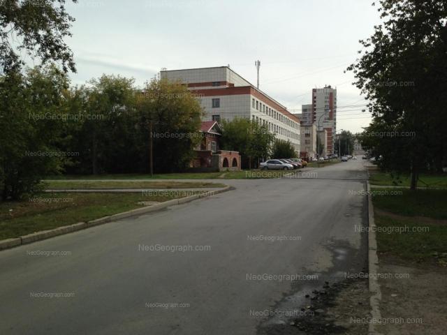 улица Нагорная, 48, Екатеринбург, Детская городская больница №11