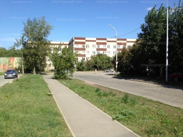 Адрес(а) на фотографии: Санаторная улица, 22, Екатеринбург