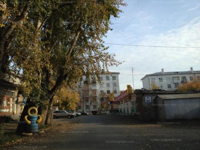 Адрес(а) на фотографии: улица XXII Партсъезда, 10, Екатеринбург