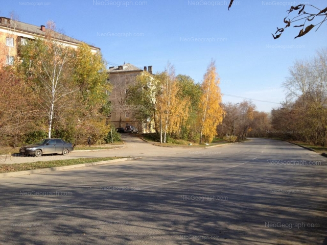 Адрес(а) на фотографии: улица Косарева, 1, 3, Екатеринбург