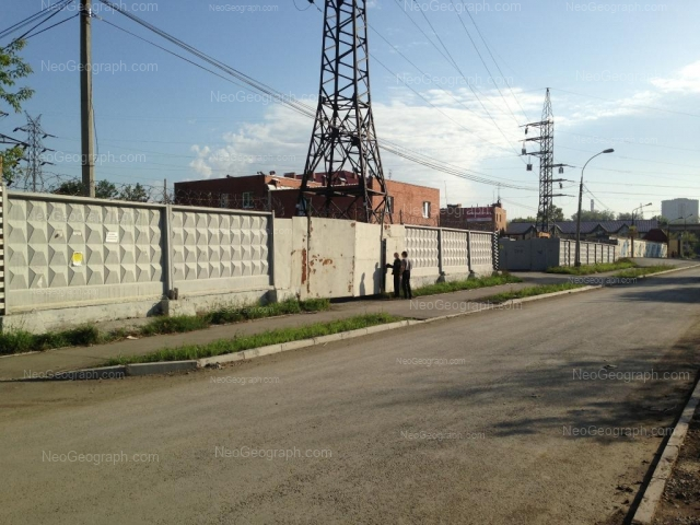 Адрес(а) на фотографии: улица Электриков, 18Д, Екатеринбург
