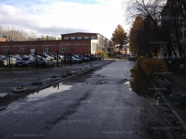 Адрес(а) на фотографии: Сибирский тракт, 31А, 33а/1, Екатеринбург