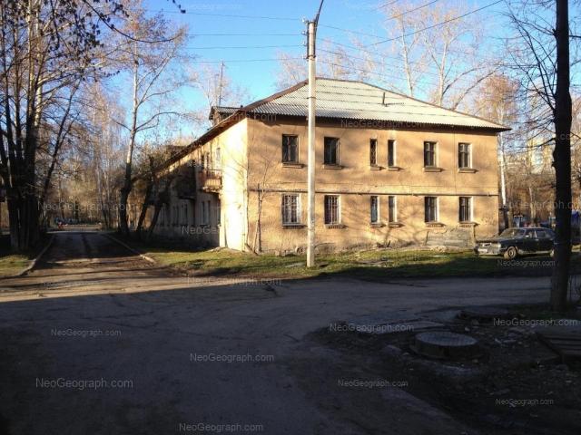 Address(es) on photo: Irbitskaya street, 8А, Yekaterinburg