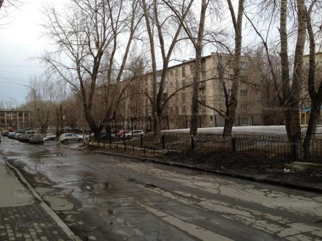 Адрес(а) на фотографии: улица Сони Морозовой, 167, 180, Екатеринбург