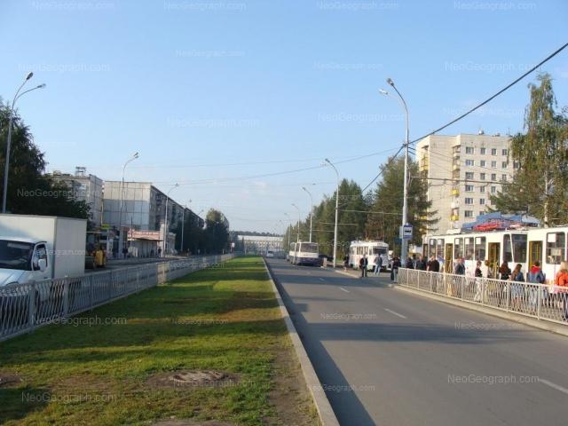 Address(es) on photo: Belorechenskaya street, 23/1, 23/2, 30, Yekaterinburg