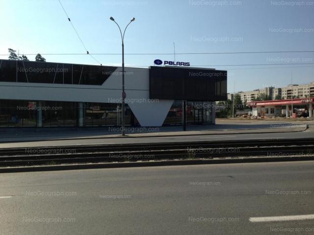 Адрес(а) на фотографии: улица Бакинских Комиссаров, 2, 4, Екатеринбург