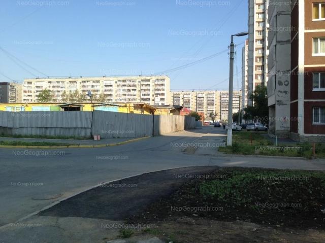 Адрес(а) на фотографии: улица Уральских Рабочих, 25, Екатеринбург