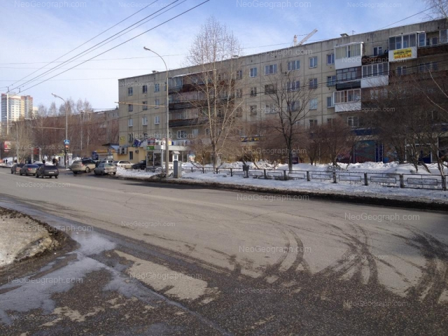 Адрес(а) на фотографии: Советская улица, 12, 16, Екатеринбург
