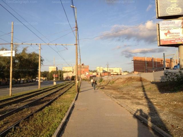 Адрес(а) на фотографии: улица Челюскинцев, 126, Екатеринбург