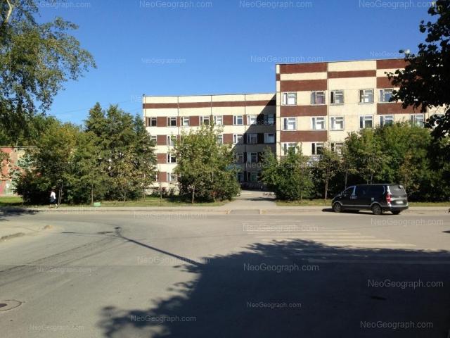 улица Санаторная, 22, Екатеринбург, Поликлиника 1 Детской городской больницы номер 8