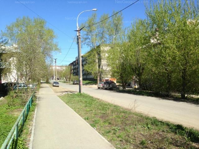 Адрес(а) на фотографии: Кунарская улица, 18, 22, 49, Екатеринбург
