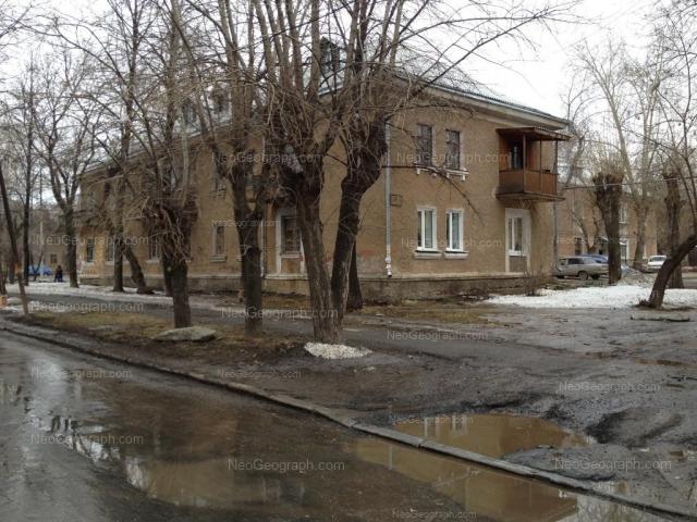 Адрес(а) на фотографии: улица Лобкова, 16, Екатеринбург