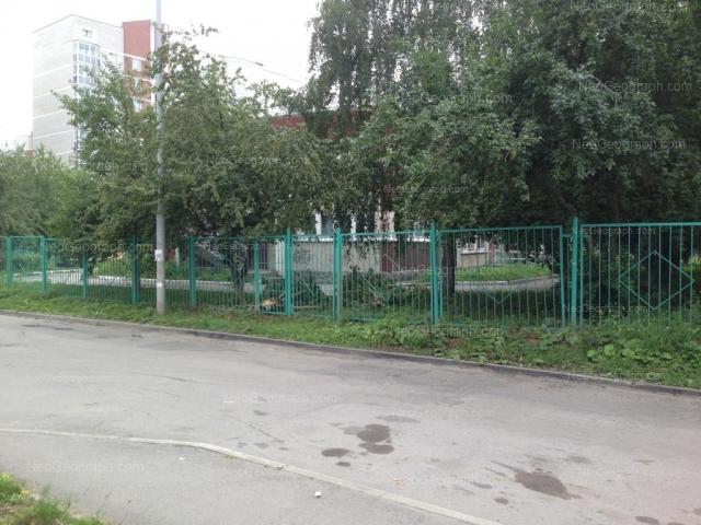 Адрес(а) на фотографии: Парниковая улица, 12, 20, Екатеринбург
