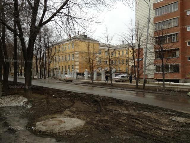 Адрес(а) на фотографии: улица Бабушкина, 29, Екатеринбург