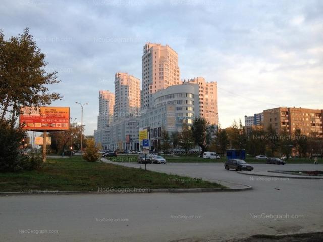 Address(es) on photo: Tatischeva street, 49, 49а, Yekaterinburg