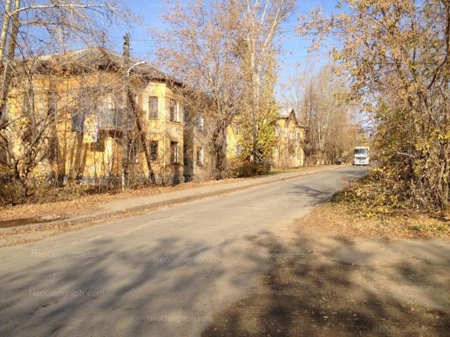 Address(es) on photo: Slaviyanskaya street, 31, 33, Yekaterinburg