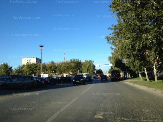 Адрес(а) на фотографии: Восточная улица, 13, 158, Екатеринбург