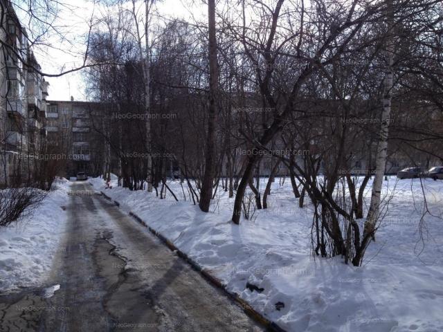Адрес(а) на фотографии: Встречный переулок, 3/1, 3/2, 5, Екатеринбург
